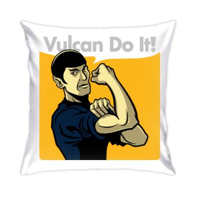 Подушка Vulcan do it!