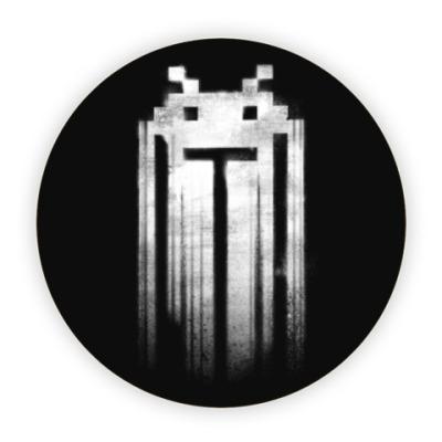 Костер (подставка под кружку) Space Invaders Punisher
