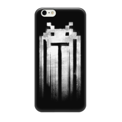 Чехол для iPhone 6/6s Space Invaders Punisher