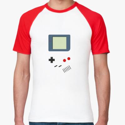 Футболка реглан   GameBoy