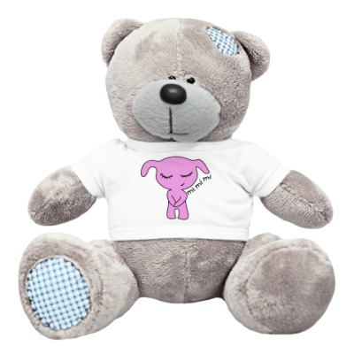 Плюшевый мишка Тедди Mimi