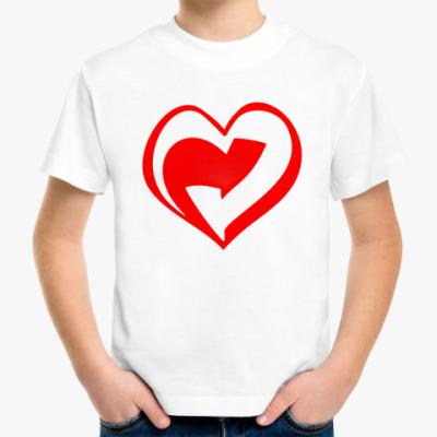 Детская футболка Der Rote Punkt