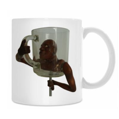Чай пьет Чай