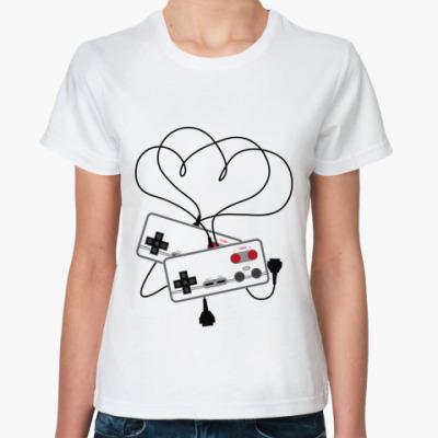 Классическая футболка Первая любовь