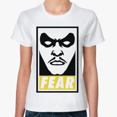 Классическая футболка Таал Синестро (Thaal Sinestro)