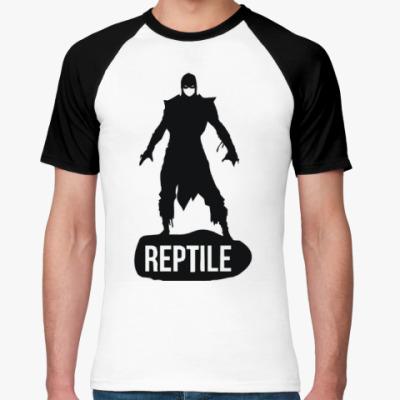 Футболка реглан Reptile