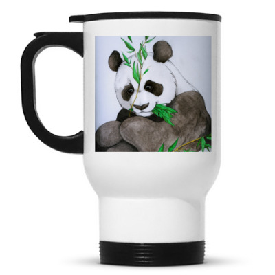 Кружка-термос Панда