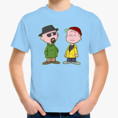 Детская футболка Walter & Jesse