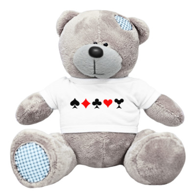 Плюшевый мишка Тедди Будь готов! Всегда!