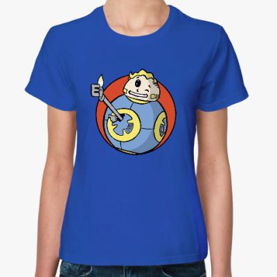 Женская футболка робот BB-8