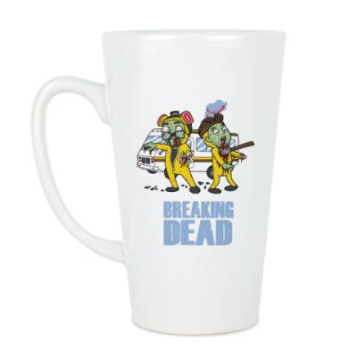Чашка Латте Breaking Dead