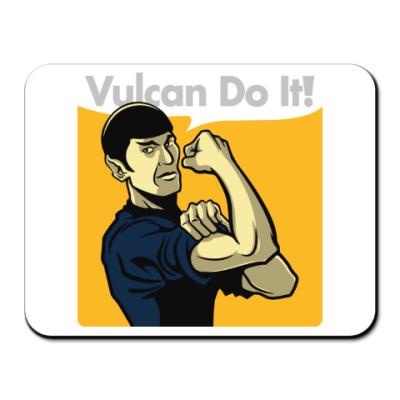 Коврик для мыши Vulcan do it!