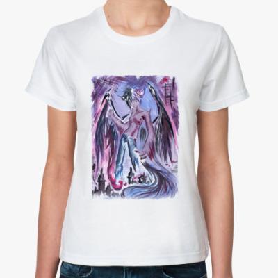 Классическая футболка Тьма