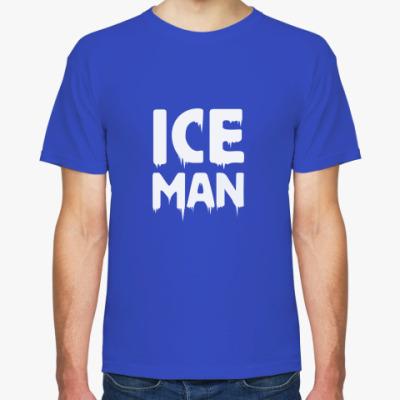 Футболка Ice man