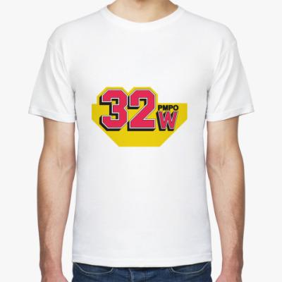 Футболка 32W PMPO
