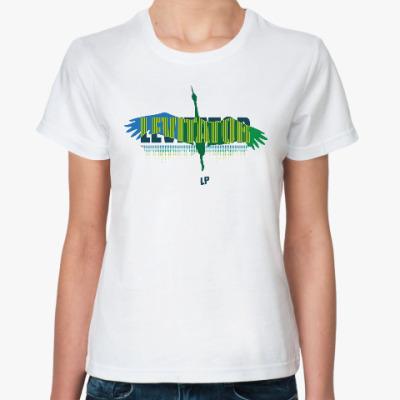 Классическая футболка LEVITATOR_2