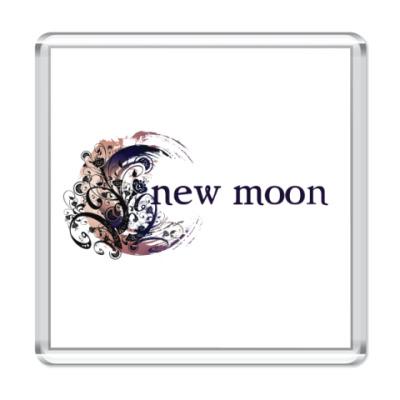 Магнит  New moon