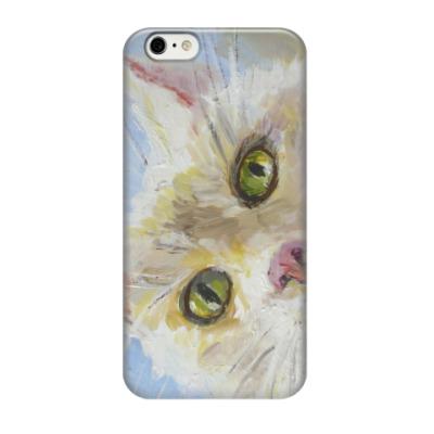Чехол для iPhone 6/6s Нежный котик