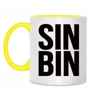 Кружка SIN BIN