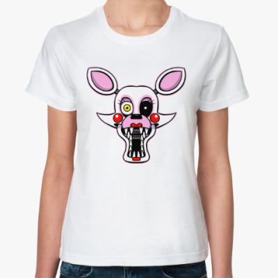 Классическая футболка Пять ночей у Фредди