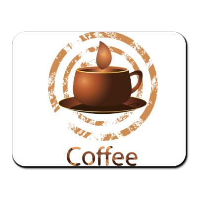 Коврик для мыши coffee