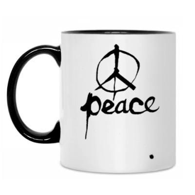 Кружка Peace