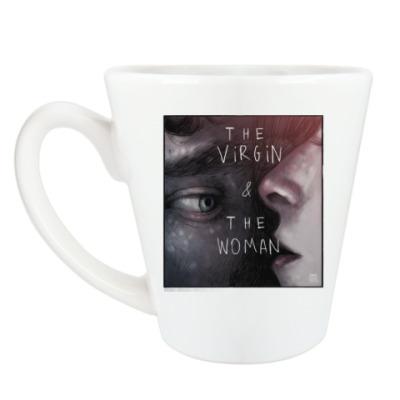 Чашка Латте The virgin & The woman