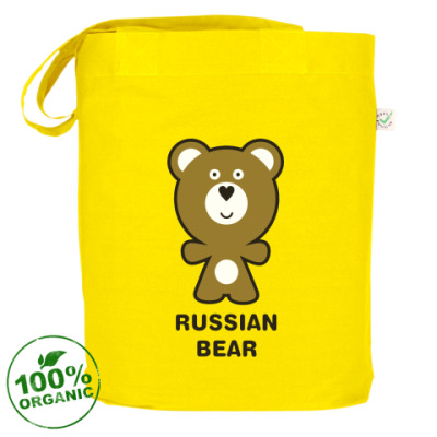Сумка RUSSIAN BEAR