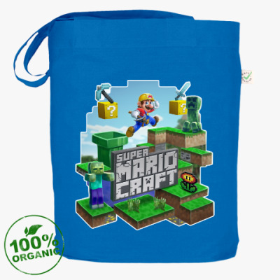Сумка Super Mario Craft