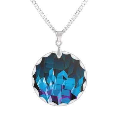 Кулон Crystallize