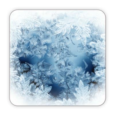 Костер (подставка под кружку) Snow