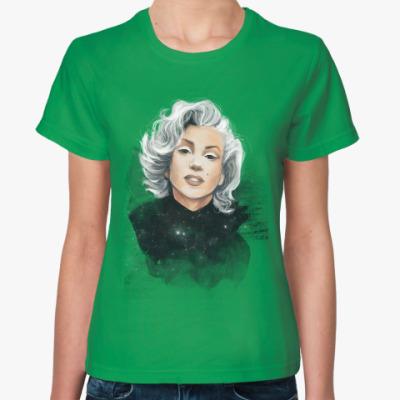 Женская футболка Marilyn Monroe