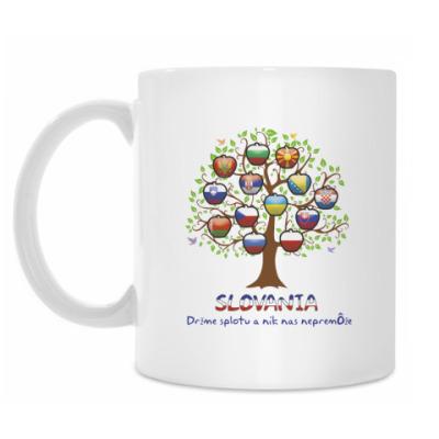 Кружка Tree Slovania