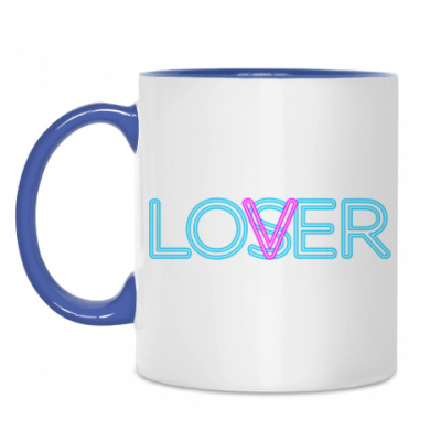 Кружка Loser Lover