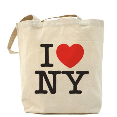 Сумка I ♥ NY