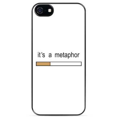 Чехол для iPhone Метафора