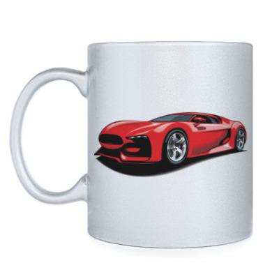 Кружка Красивый спортивный автомобиль