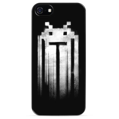 Чехол для iPhone Space Invaders Punisher