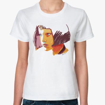 Классическая футболка Матильда