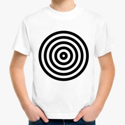 Детская футболка Geometria