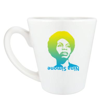 Чашка Латте Nina Simone