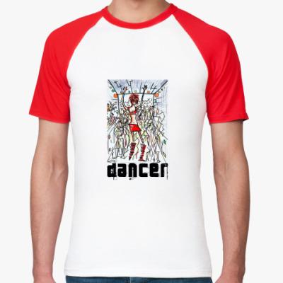 Футболка реглан dancer