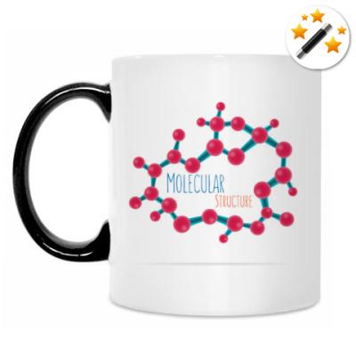 Кружка-хамелеон Molecular Structure
