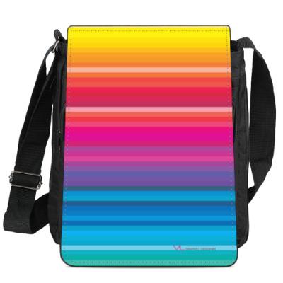 Сумка-планшет Дизайнерский принт