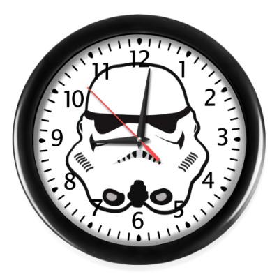 Настенные часы Star Wars
