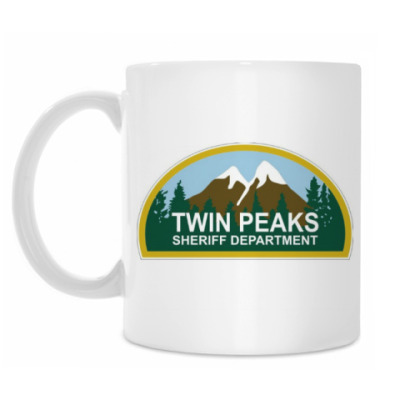 Кружка Twin Peaks