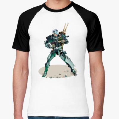 Футболка реглан Billiard Space Ranger