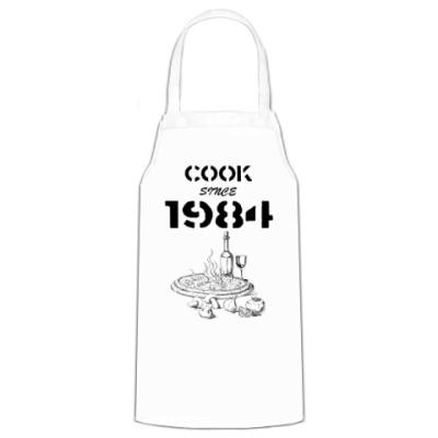 Фартук Сook Since 1984