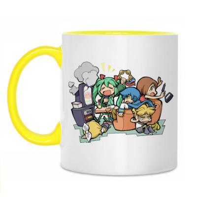 Кружка Vocaloids #02