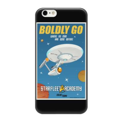 Чехол для iPhone 6/6s Star Trek Boldly Go